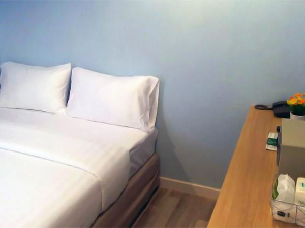 รีวิว โรงแรมนันทรา โคซี่ พัทยา
