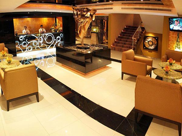 รีวิว โรงแรมโนวา โกลด์